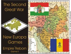 Empire Reborn Top
